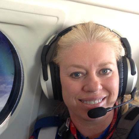 NSW Ambulance flight nurse%