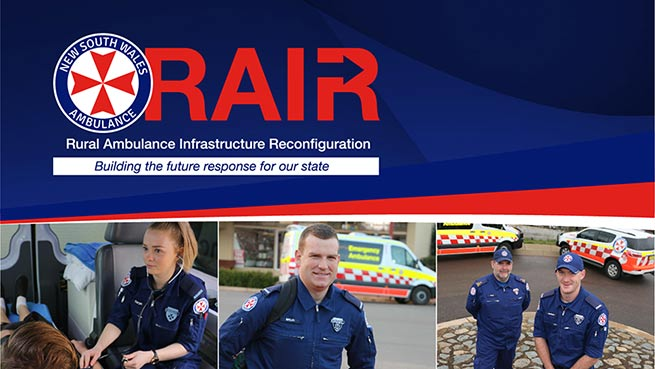 Rural Ambulance Station Upgrade Continues