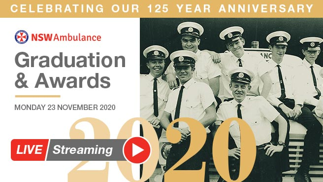 Recording: Graduation & Awards 2020
